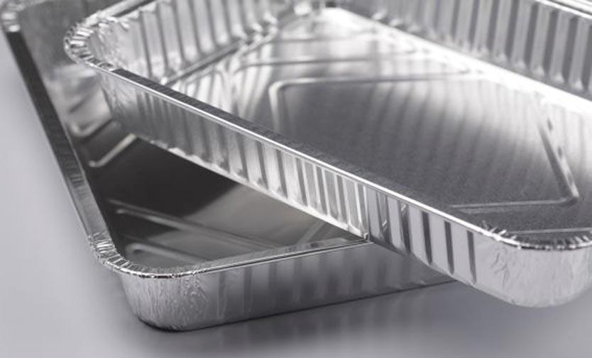 Aluminium storage containers Contital