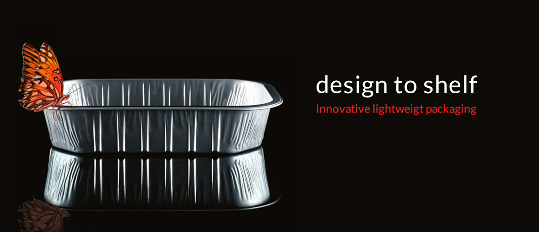 Innovative lightweigt packaging