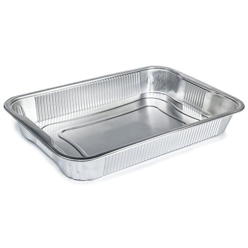 vaschette in alluminio Handles