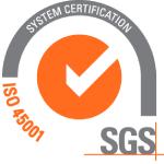 ISO45001 Laminazione Sottile